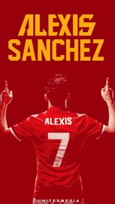 Alexis Sanchez wallpaper Alexis Sanchez, Football Wallpaper, Football Pictures, Sports Games, Man United, 4 Life, Football Players, Manchester United, Ronaldo