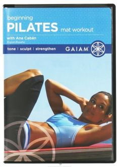 Available in: DVD.Based on the exercise program developed by fitness pioneer Joseph Pilates, this popular workout regime is based on the theory that Joseph Pilates, Pilates Mat, Workout Dvds, Lose Weight, Weight Loss, Get Healthy, Workout Programs, Fat Burning, Sculpting