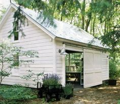 Garden Sheds and Outbuildings from the Gardenista Gallery