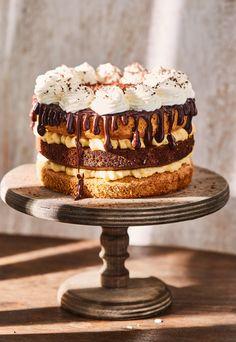 WOW: Somlói galuska torta   Street Kitchen