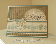 Thinking of Birds by paperprincess1973 - Cards and Paper Crafts at Splitcoaststampers