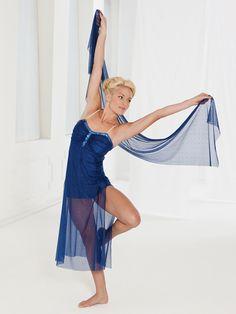 Always Midnight - Style 0264 | Revolution Dancewear Contemporary/Lyrical Dance Recital Costume