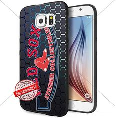 Boston Red Sox MLB Baseball Logo WADE8214 Samsung s6 Case Protection Black Rubber Cover Protector WADE CASE http://www.amazon.com/dp/B016TQ949Q/ref=cm_sw_r_pi_dp_XeDBwb16P3CQ6