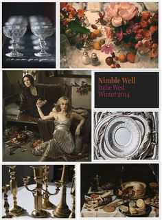 Nimble Well - Vintage and Unique soiree rentals