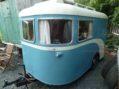 1940s / 50s vintage caravan | Flickr - Photo Sharing!