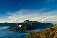 Wulkan, Mgła