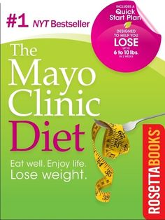 e-book: Mayo Clinic Diet by Mayo Clinic