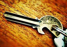 Bottle Key by MAKR