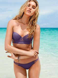 The Midi Beach Bandeau - Beach Sexy - Victoria's Secret