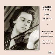알라딘: [수입] 브람스 : 바이올린 협주곡, 바이올린 소나타 3번 [180g 2LP]
