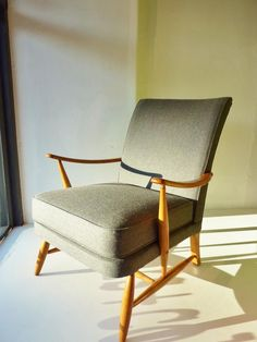 Small Armchairs For Living Room Small Folding Chair, Folding Lounge Chair, Ercol Dining Chairs, Ercol Chair, Saddle Chair, Cheap Adirondack Chairs, Cool Chairs, Vintage Furniture, Interior Design