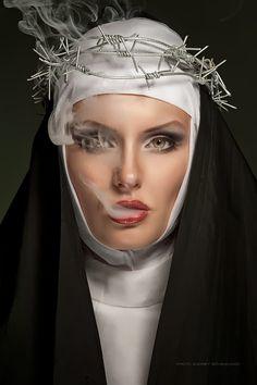 Galeria de fotos para tu blog o webpage: Nuns-Pray-monjas-Photos