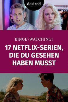 Are you looking for new recommendations for your next binge watch evening on the couch? We reveal the best Netflix series that our editorial team loved. Netflix Series, Series Movies, Tv Series, Netflix Codes, Riverdale Poster, Netflix And Chill, Netflix Free, Abc Family, Best Series