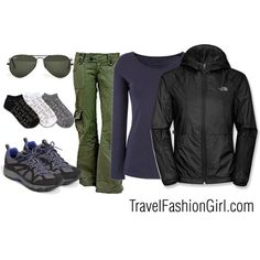 Classic travel combo perfect for Africa, treks, and more #travel #outfits