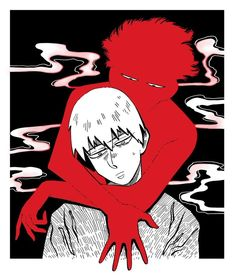 VK is the largest European social network with more than 100 million active users. Dark Art Illustrations, Dark Art Drawings, Cool Drawings, Pretty Art, Cute Art, Anime In, Mob Psycho 100 Anime, Vent Art, Japon Illustration