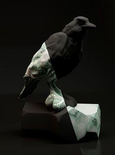 Design Envy · Still Life with Marble: Mongrel Nation