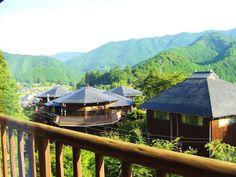 Shimizu Onsen - View from the Ryokan (c)MoinServus!