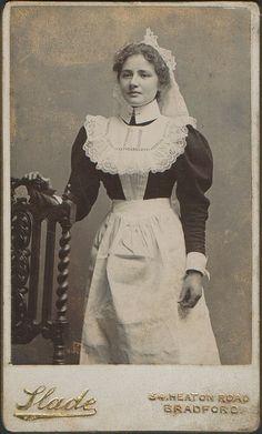 edwardian-house-maid | Flickr - Photo Sharing!