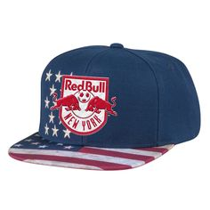 3d2490339cd 24 Best New York Red Bulls Caps   Hats images