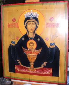 Theotokos Platytera