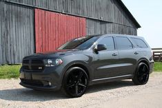 Image result for dodge durango blacked out