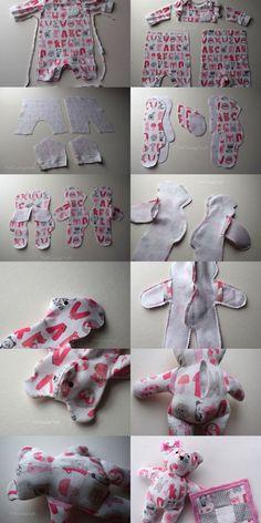 Melly & Me Pattern: Five Little Ducks