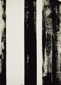 BARNETT NEWMAN, 1960.