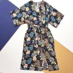 MÉLISSA NEPTON - ELIJAH - FLEURI Kimono, Fashion, Dress, Flowers, Moda, La Mode, Kimonos, Fasion, Fashion Models