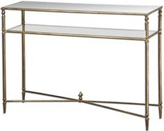 Liam Console Table - homedecorators.com - console for foyer?