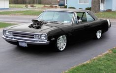 Bad to the Bone Mopar Muscle Cars Daily at: http://hot-cars.org/