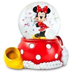 Your WDW Store - Disney Snow Globe - Minnie Mouse - Best of Minnie