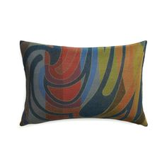 """Fresco 24""""x16"""" Pillow with Down-Alternative Insert  