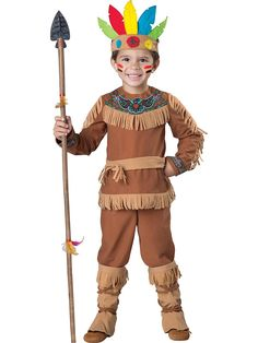 Toddler Indian Costume | Wholesale Indians Costumes for Babies, Infants & Toddlers