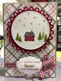 Stampin Up - Hearts Come Home .... Barbara Smith