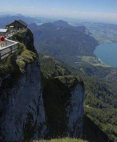 Amazing Schafberg Mountains, Full of Adventure