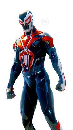 mosheeno on - - Ideas of - Marvel's Spider-Man Spider-Man 2099 (White)/Dark suit morph Spiderman Kunst, Spiderman Pictures, Black Spiderman, Spiderman Spider, Amazing Spiderman, Marvel Dc, Marvel Comics, Marvel Comic Universe, Marvel Heroes
