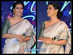 kajol in sarees - Google Search