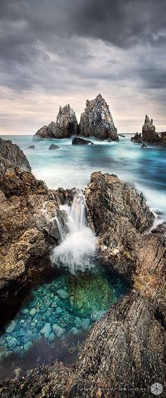 Camel Rock in Bermagui, NSW, Australia