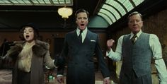 The Kings Speech...Geoffrey Rush and Colin Firth's best performance...