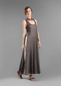 Langston deep v dress summer