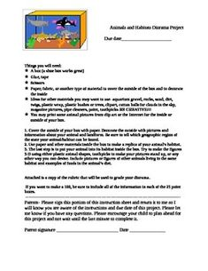 essay report pt3 earth day