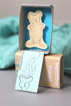 Matchbox art Paper diorama Illustration of by SoManyStoriesToTell