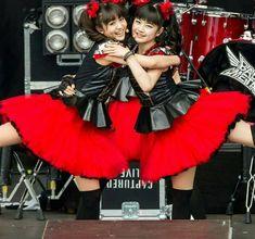 "❤We Are The One Babymetal ❤ on Instagram: ""#babymetal #yuimetal #mizunoyui #yuimizuno #moametal #kikuchimoa #moakikuchi"""