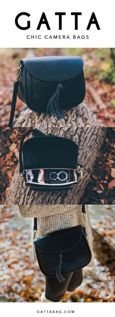 GATTA | Chic Camera Bags | Stylish camera bags for women for DSLR and Mirrorless cameras.