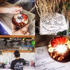 Nalu Bowls - Bali #nalubowls #Bali #Fresh #fruit #fruitmix #healthy #food #bar #morning #breakfast #diet