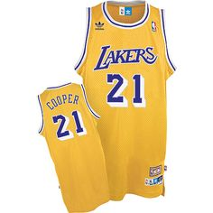 adidas Los Angeles Lakers Magic Johnson Soul Swingman Home Jersey 6af04aa78