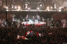 BABYMETAL、英ウェンブリー・アリーナで1万2000人と大合唱 | BABYMETAL | BARKS音楽ニュース