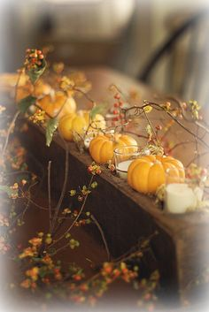 autumn around the house by lucia and mapp, via Flickr - Antique/Vintage sugar mold