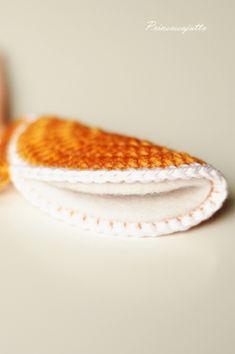 How to make fruit slices Fruit Slice, Vans Classic Slip On, Crochet, How To Make, Key Hangers, Ganchillo, Crocheting, Knits, Chrochet