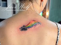 Pink Floyd Tattoo. Tattooed by @Javi Wolf www.facebook.com/javiwolfink